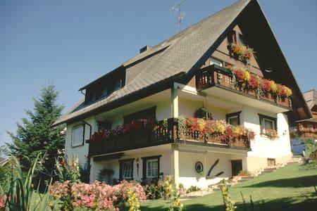 Sonnige Komfort-Fewo., 2-4 Personen - Bernau im Schwarzwald - House
