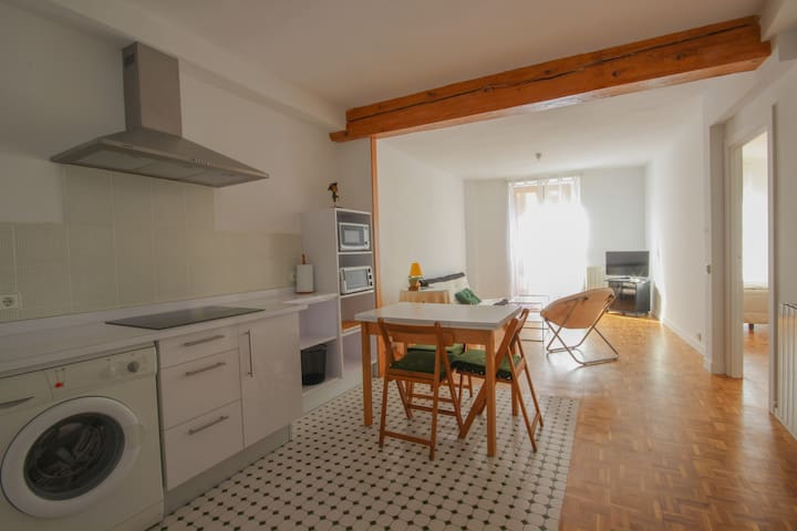 Renovated apart. Views to bull run - Pamplona - Wohnung