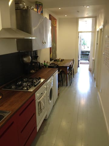 great kitchen with everything you could need