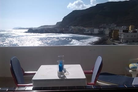 El Roque, house over the sea,views - Moya