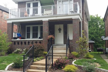 2Bd/1Ba minutes to downtown StL (2) - St. Louis - Ev