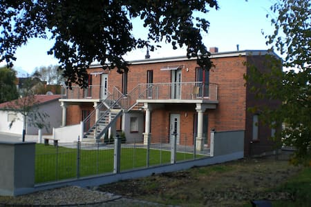 Ferienwohnung oben rechts - Spremberg - Lakás