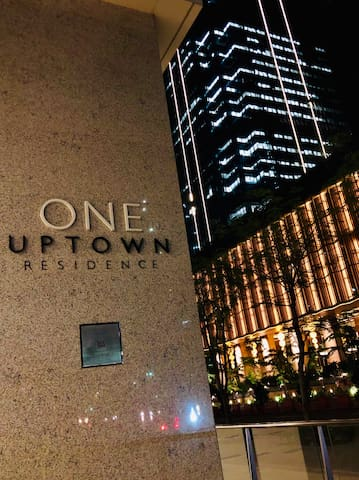 One Uptown Residence @ BGC - ACROSS Grand Hyatt