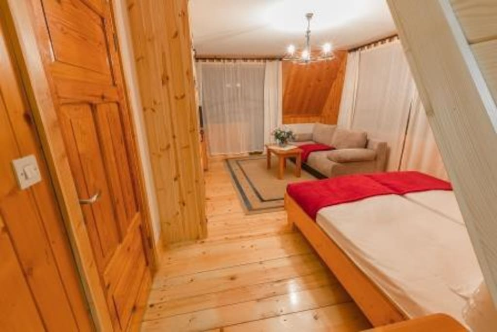 Room #5 Bedroom