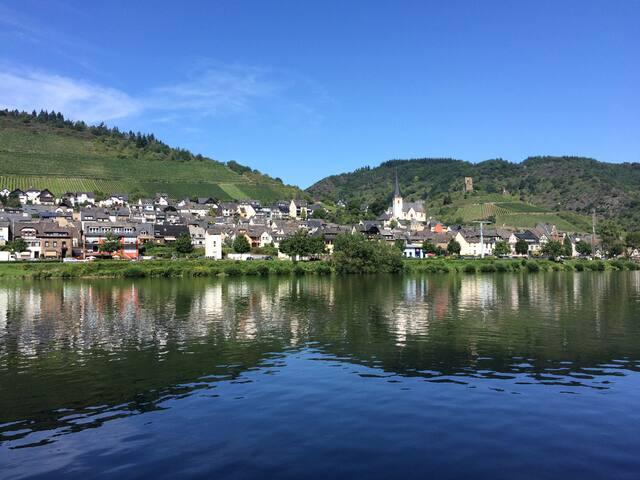 Ferienwohnung Ambiente II - Klotten/Cochem/Mosel