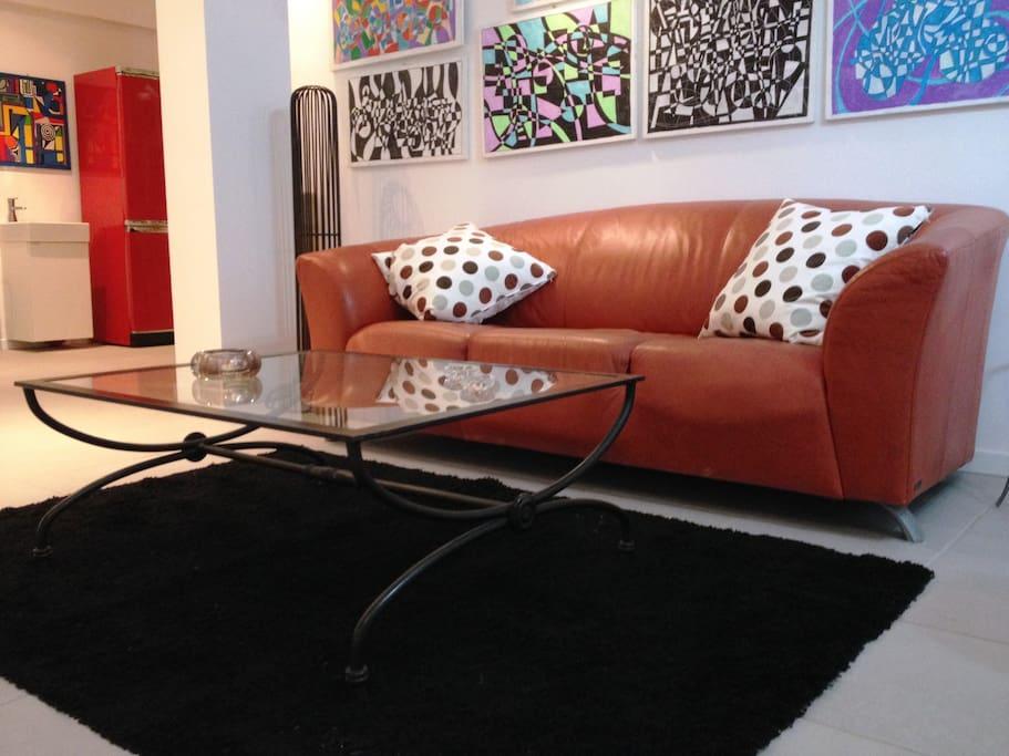 Tutti i comfort disponibili per un soggiorno piacevole
