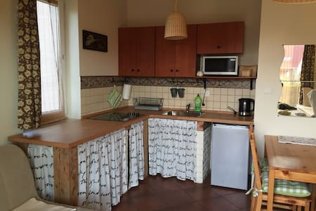 apartament nad morzem PUCK