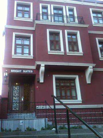 Modern ve Konforlu Bir Yaşam - Istanbul - Bed & Breakfast