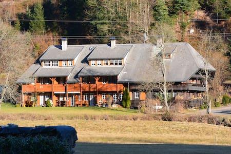 Traumhaft, gemütliche Wohnung im Schwarzwaldhaus - Todtmoos