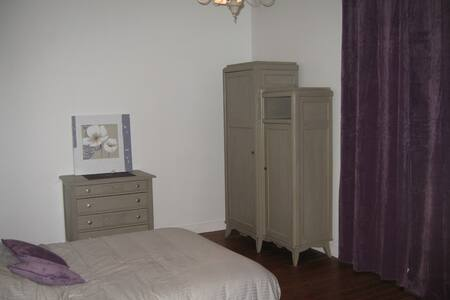 Furnished room /equestrian property - Beauvoir-en-Lyons - Casa