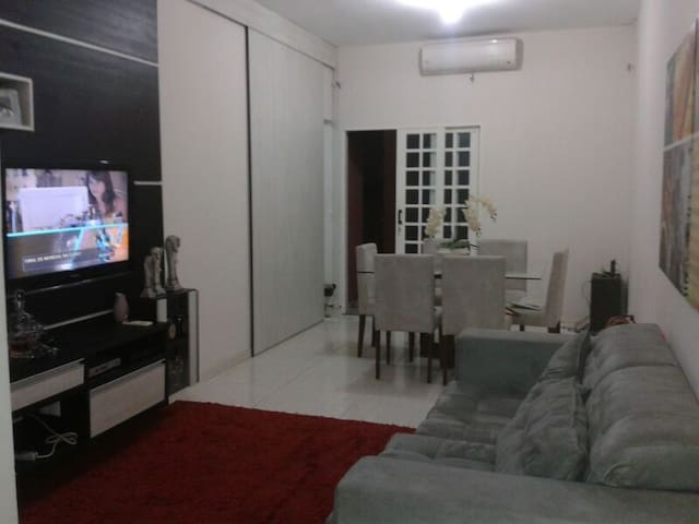 Excellent house next the World Cup - Cuiabá - Rumah