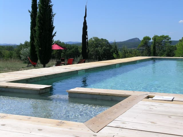 Bed & breakfast near to Uzès - Potelieres - Гестхаус