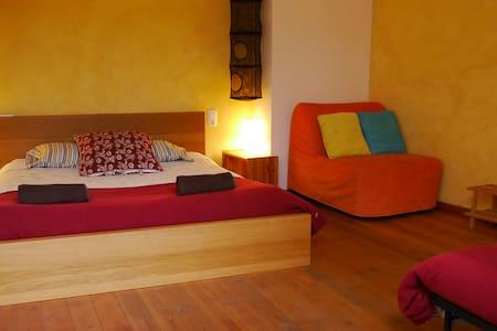 Apartment-loft in Besalú - Appartement