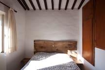 letto e armadio a muro