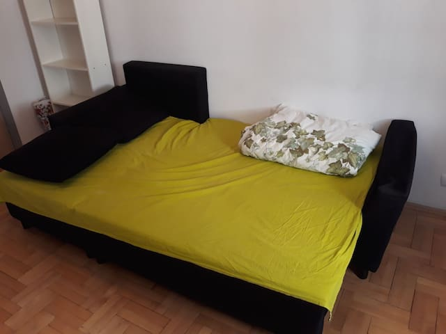 COMFORTABLE PLACE FOR 2 PEOPLE(15MIN FROM CENTRUM)
