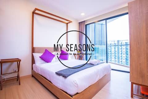Timurbay Seafront by My Seasons l Beach + WIFI