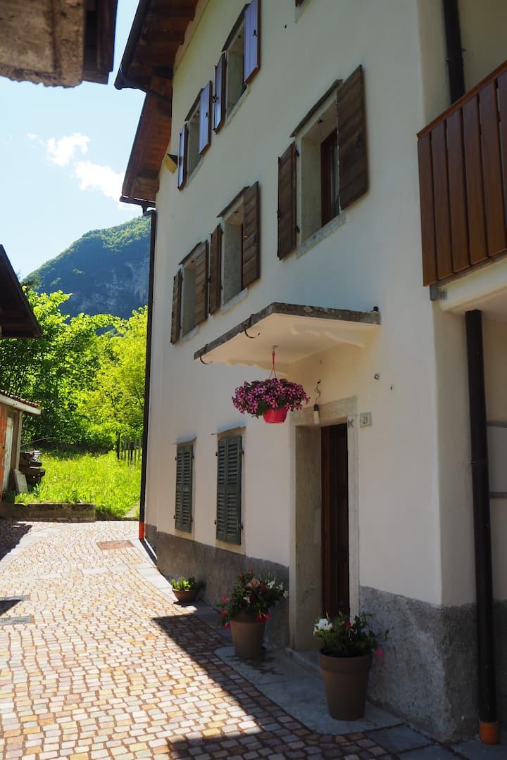 Kalipè Dolomiti appartamento immerso nella natura