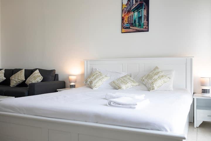 Luxury Furnished Studio Apartment @ IC 15