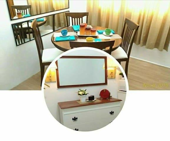 Hotel Inspired Mini Suite. Near Beautiful Resorts.