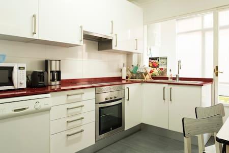 APART 2 TERRAZAS+GARAJE/WIFI-intern - Bilbao - Condominium
