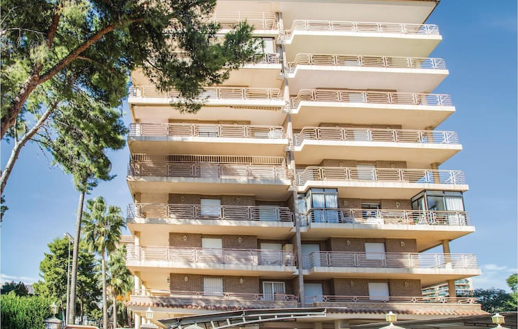 Holiday apartment with 2 bedrooms on 100 m² in Benicàssim