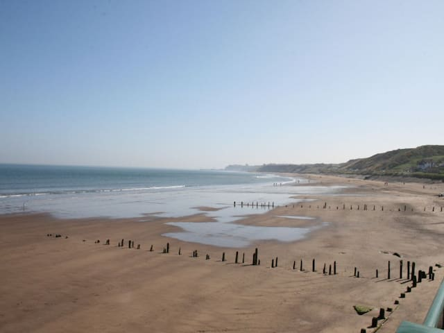 Prospect House Flat 3, Sandsend, Whitby - Sandsend - Apartment