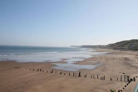 Prospect House Flat 3, Sandsend, Whitby - Sandsend - Appartement