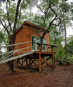 Private island Treehouse
