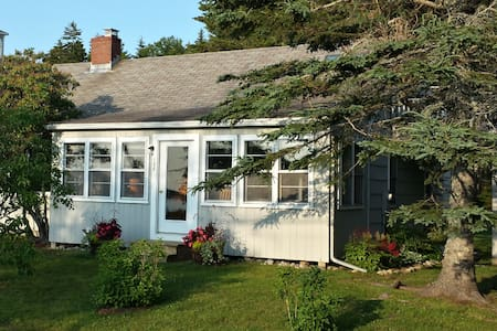 SeaView Cottage on Pemaquid Trail - 브리스톨(Bristol)