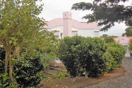 Pink House - Pico Island Azores - Madalena - Hus
