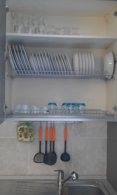 Fornitura cucina