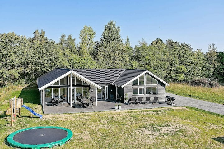 Stunning Holiday Home near Vejby with Swimming Pool