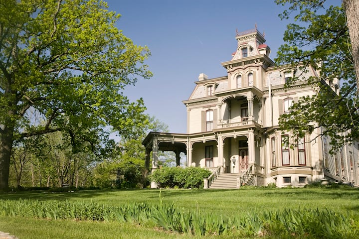 Samuel Clemens - Garth Woodside Mansion Estate