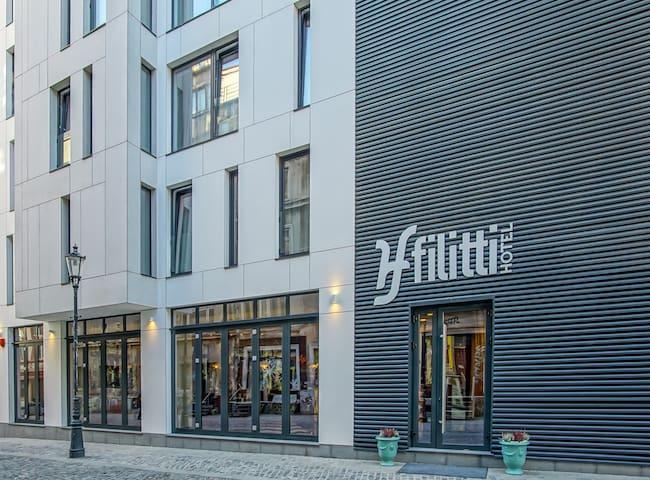 Filitti Boutique Hotel - Superior Room City Center