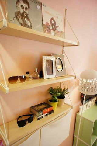 绿色植栽讓屋内好清新好空氣