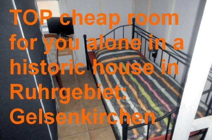 möbliertes Zimmer  gut & günstig