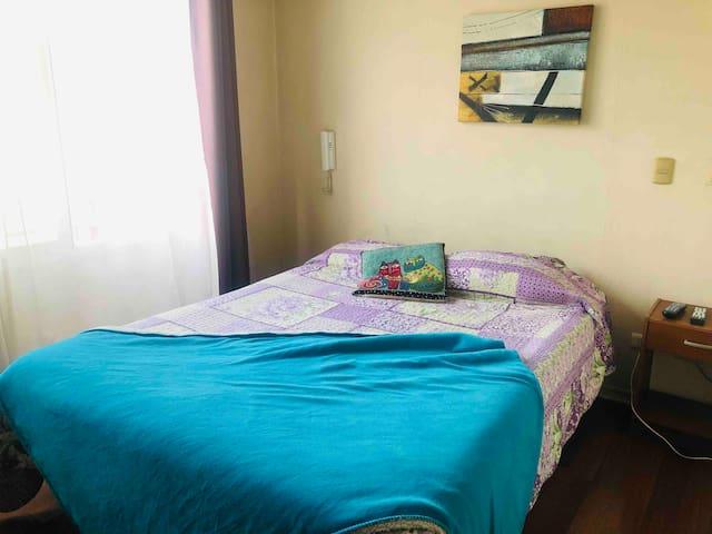 Cómodo apartamento en Santiago Centro-Histórico