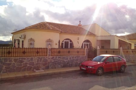 Beautiful Villa in small typically Spanish village - Oria - Villa