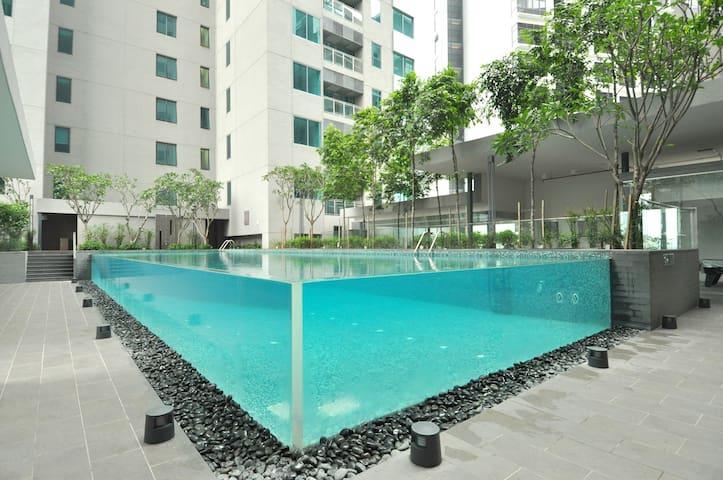 Summer Suites KLCC - Kuala Lumpur - Kondominium