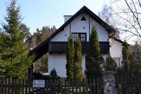 Dom Na Mazurach - Nowa Wies Ostródzka - Villa
