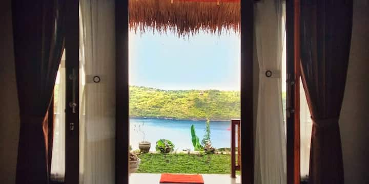 Ocean View Bungalows at Sakti Village,Nusa Penida