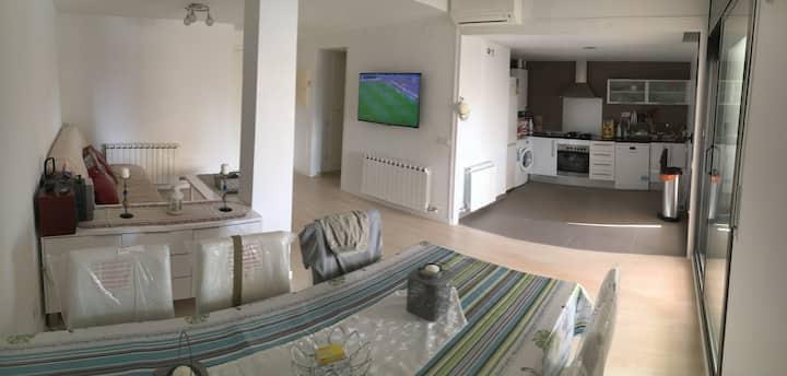 Fenomenal Apartamento en la playa -Segur Callafel