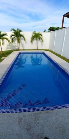 Casa de  playa Las Palmeras