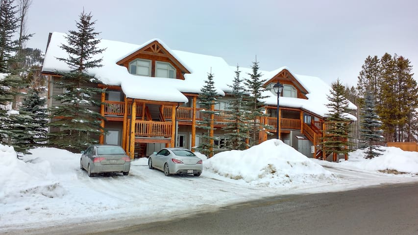Gofing Get-a-way Condo on Mountain Private Hot Tub - Kimberley - Condominium