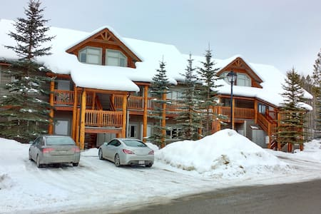 Ski In / Ski Out Condo on Mountain Private Hot Tub - Kimberley - Osakehuoneisto