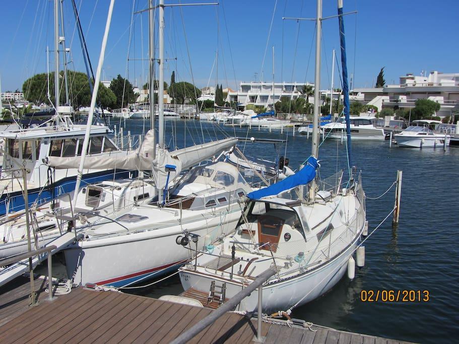 marina at port camargue south fr apartments for rent. Black Bedroom Furniture Sets. Home Design Ideas