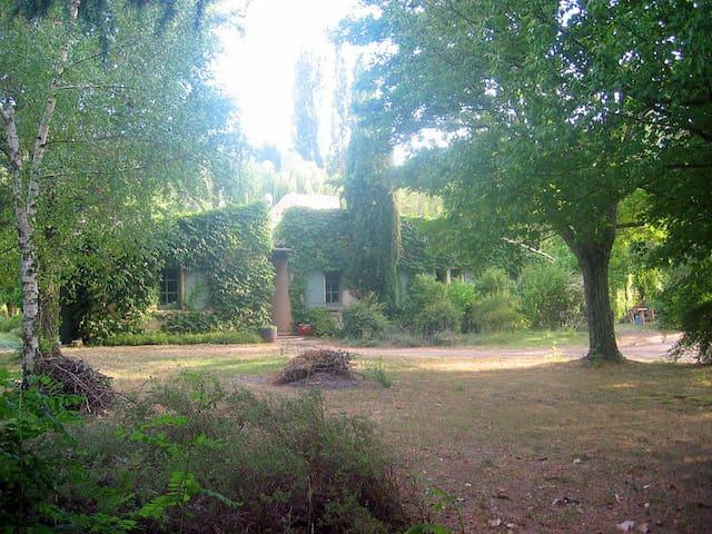 Gite rural avec piscine et patio - Le Poët-Laval - Flat