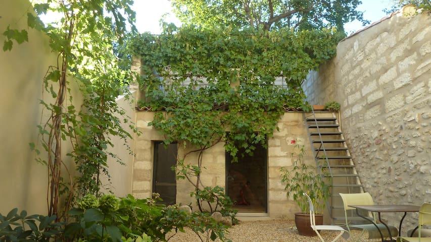 Les jardins de l'évèque