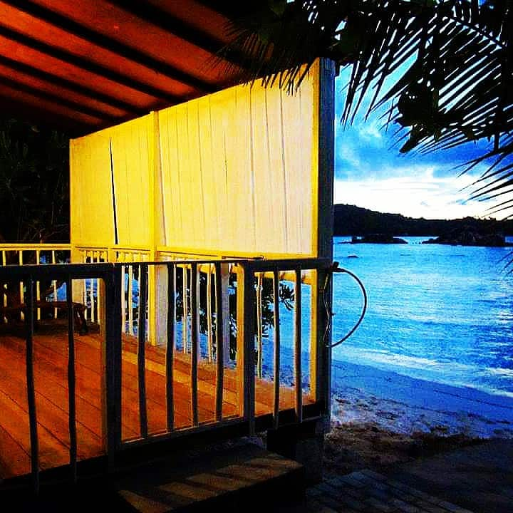 Nongkat Island Beach Cottage (Tuna)