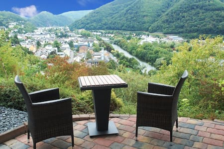 4-Sterne-Wohnung mit Panoramablick - Bad Ems - Lakás